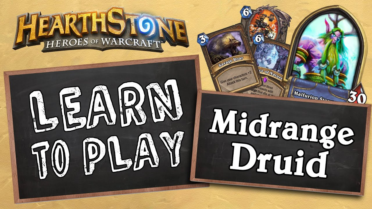 Hearthstone | Learn Chinese | Mechanics, part 3 - YouTube