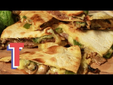 Beef And Cheese Quesadilla Recipe