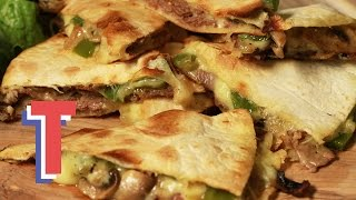 Beef And Cheese Quesadilla | Good Food Good Times S4e1/8
