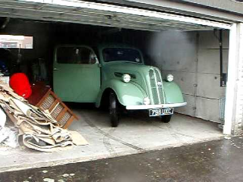 An Old FORD POP Called BERTIE Goes For His MOT! (7)