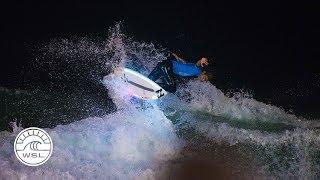 Anglet Surf de Nuit : Vincent Duvignac, Pauline Ado et Gearoid McDaid font triompher Rip Curl