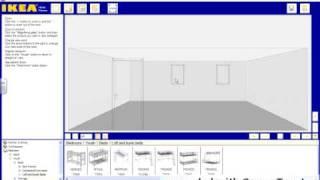 Using Ikea Room Planner
