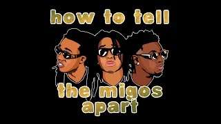 How To Tell The Migos Apart