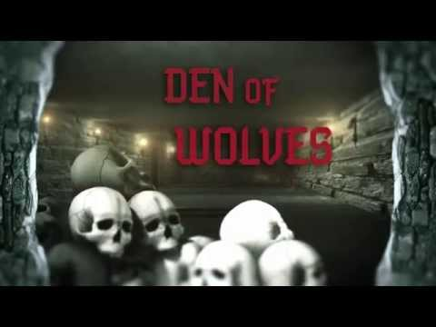 PSYNTHESIS - DEN OF WOLVES (Official Lyrics Video)
