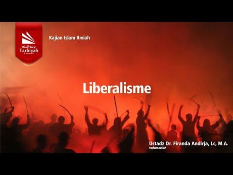 Tabligh Akbar : LIBERALISME - Ustadz Dr. Firanda Andirja, MA