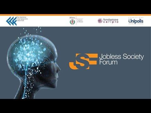 Jobless Society Forum | Futuro del lavoro