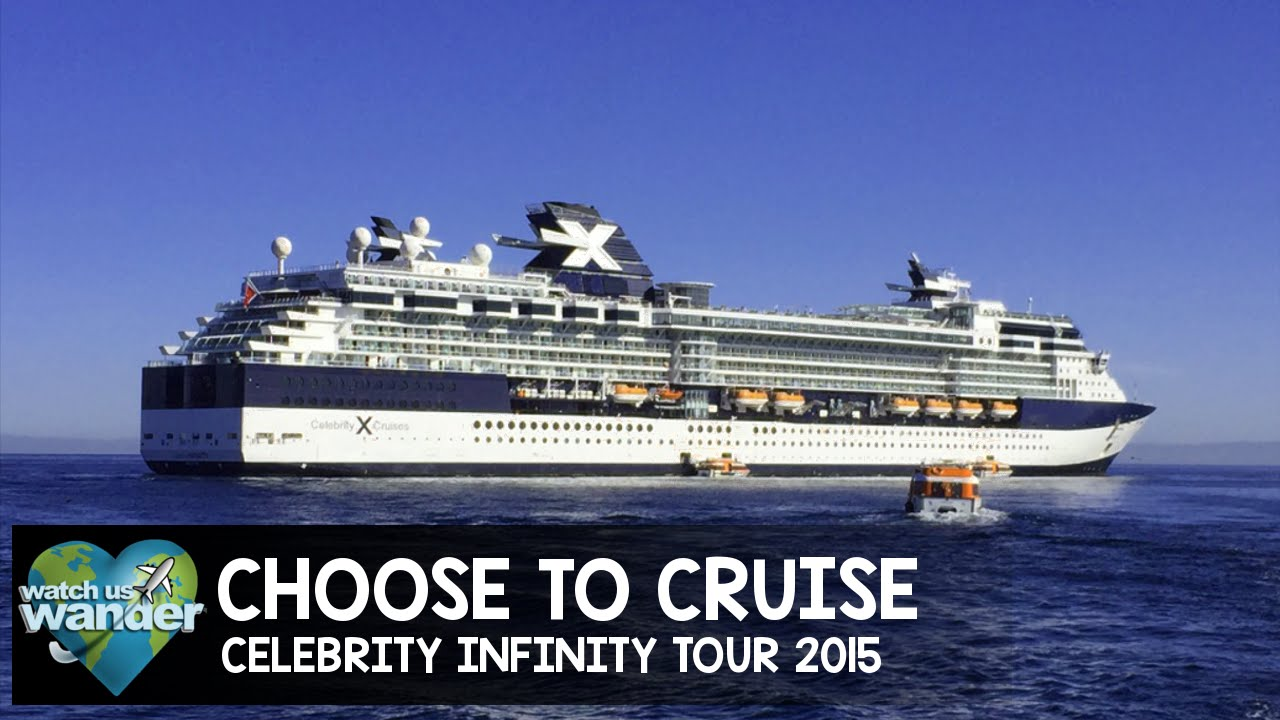 Celebrity Infinity Itineraries - Cruise Critic