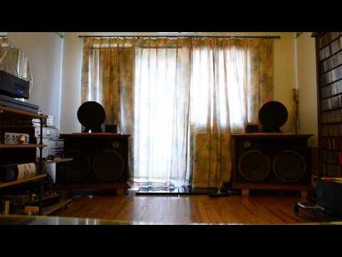 DBQ at Carnegie Hall - Castilian drum