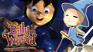 Billy the Wizard: Rocket Broomstick Racing (Wii) - BearOnStilts Review