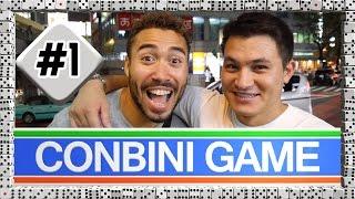 Conbini Game #1 | Starting in Shibuya