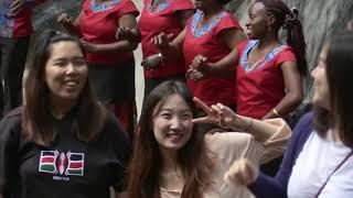 "SAFARI VOICES INTERNATIONAL - ""NIMKIMBILIE NANI"""
