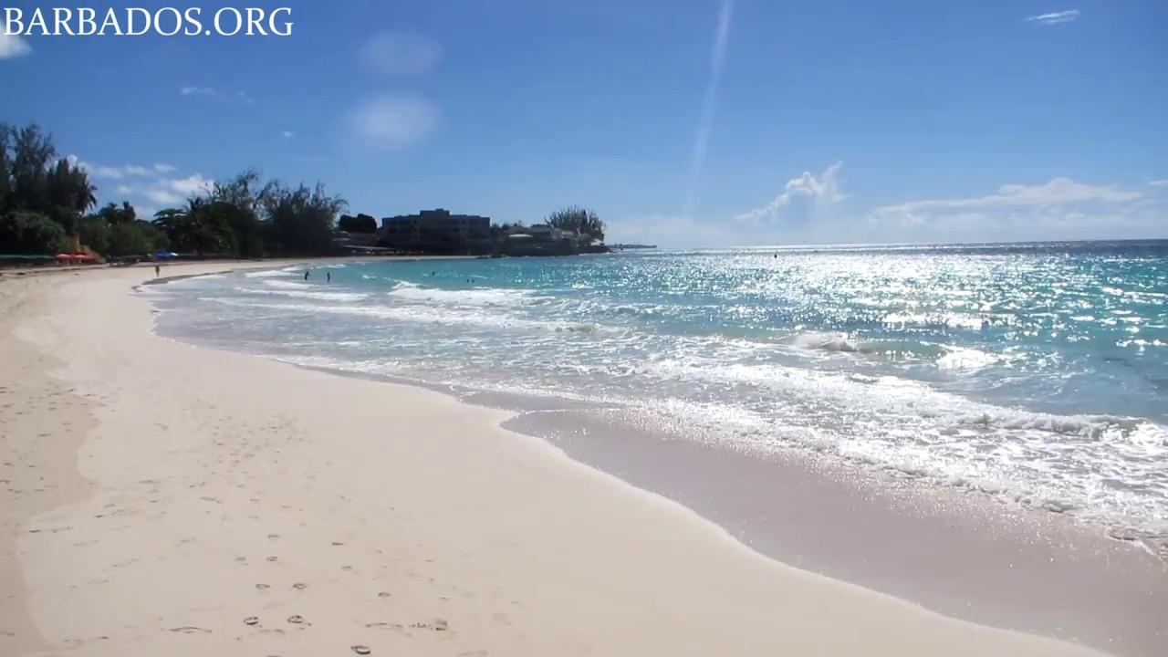 Accra Beach Barbados Youtube