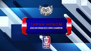 2018 San Francisco Open Champions