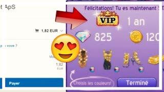 ÊTRE VIP GRATUITEMENT ! + PREUVES EN DIRECT /!\