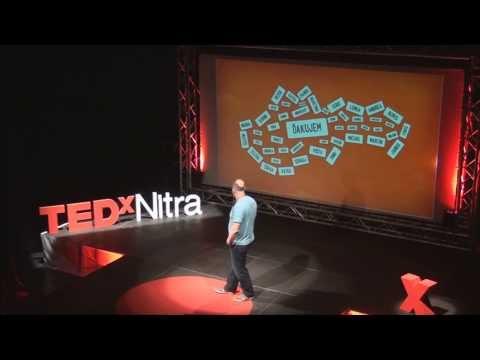 Občianska spoločnosť: Ivan Ježík at TEDxNitra
