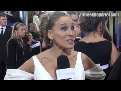 Why Sarah Jessica Parker Loves Greece