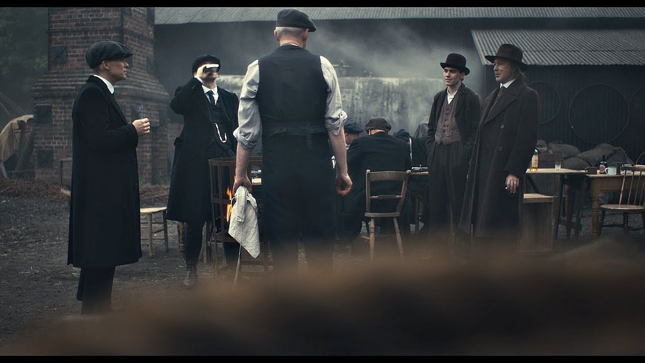 Download Dispute of Thomas Shelby and Aberama Gold | S04E02 | Peaky Blinders.