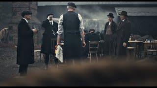 Dispute of Thomas Shelby and Aberama Gold   S04E02   Peaky Blinders.