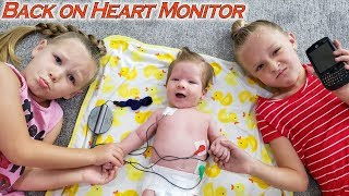 Beyond Baby Update! Preston's Arrhythmia Heart Monitor Round 2 Results!