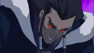 Korra vs Dark Avatar Unalaq Epic Fight HD