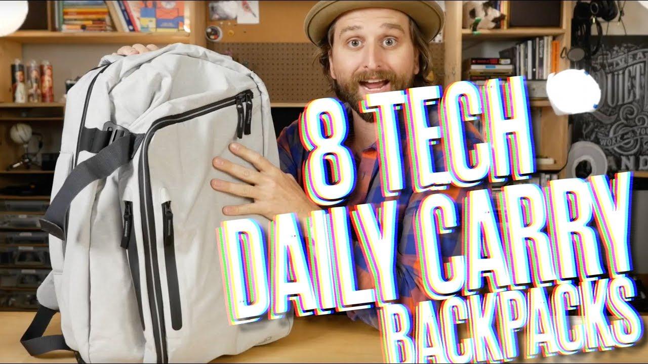 7fbdb3a107db 8 Tech Daily Carry Backpacks (Aer