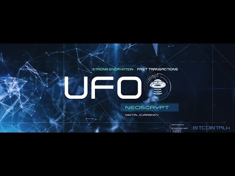 How to mine UFO COIN
