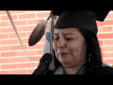2012 Baccalaureate Degree Speaker - Ms. Tamara Spencer