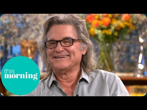 Hollywood Legend Kurt Russell Shares His Love of Wine With Phillip | This Morning