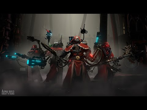 Warhammer 40k: Mechanicus Tribute |