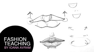 How to draw lips Thumbnail