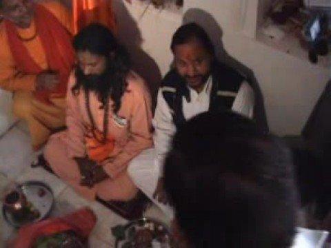 Katasraj, Shiv Pujan in Pakistan at Katasraj Temple, Chakwal, Sargodha, Pakistan