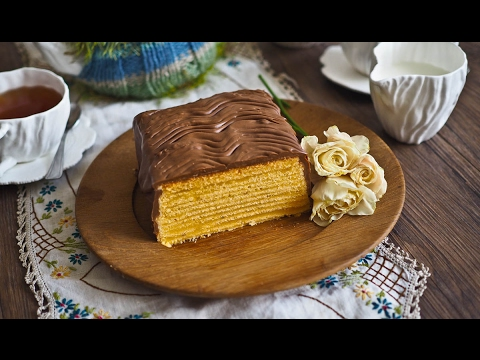 How to Make an Authentic German Baumkuchen (Tree Cake)!