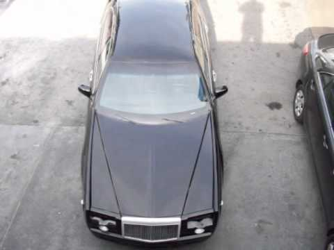 98 Up To 08 Lincoln Town Car Body Kit Youtube