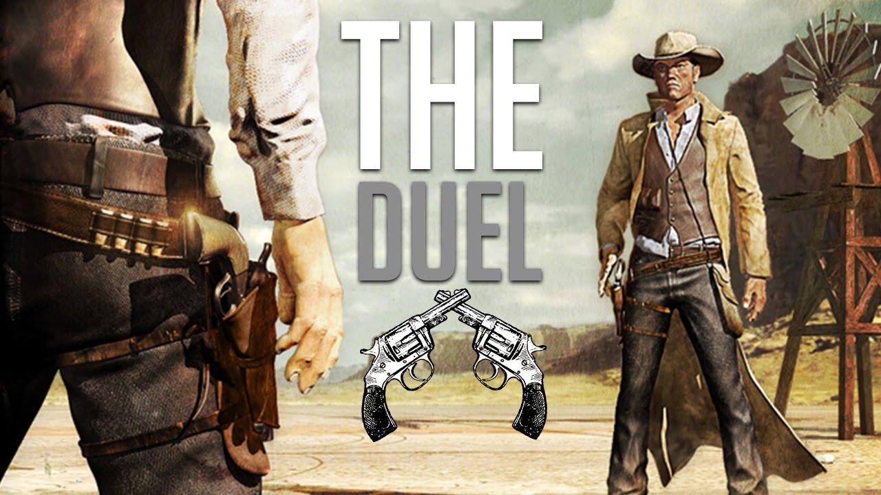Resultado de imagen para old west duel