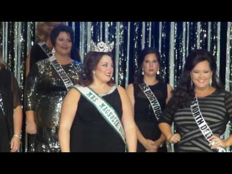 2017 Miss Magnolia State Pageant Announcement of Finalists and Semi-Finalists