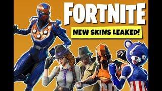 Skins vazadas Fortnite 4 de julho peles e mais (100% exato)