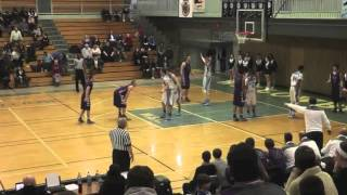 Devin Blake 2013-2014 Downers Grove North Basketball Highlights