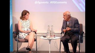 In conversation with Robert Skidelsky