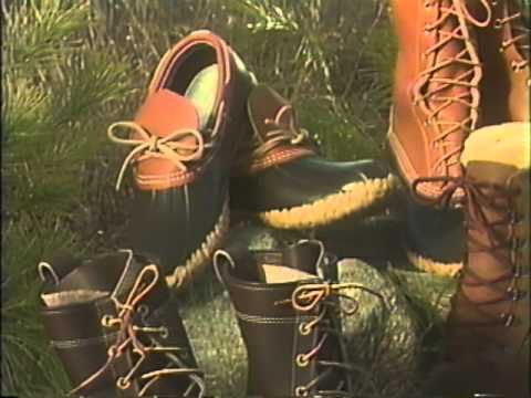 LL Bean  Maine Hunting Shoe (excerpt)