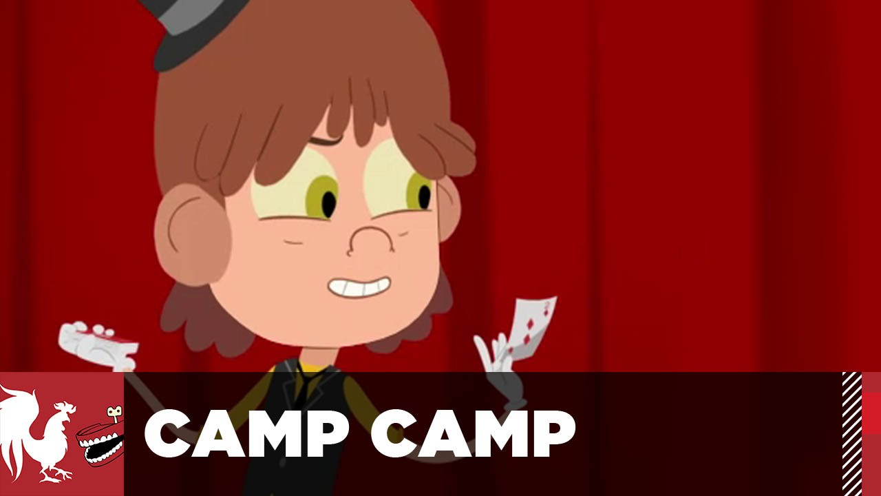 Download Camp Camp: Episode 10 - Mind Freakers | Rooster Teeth