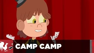Camp Camp: Episode 10 - Mind Freakers | Rooster Teeth