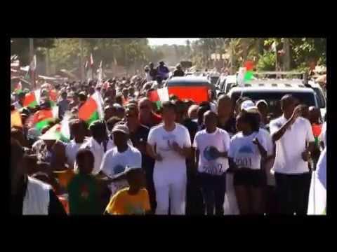 Andry Rajoelina. Diego sy Toliara 28-29 juillet 2015
