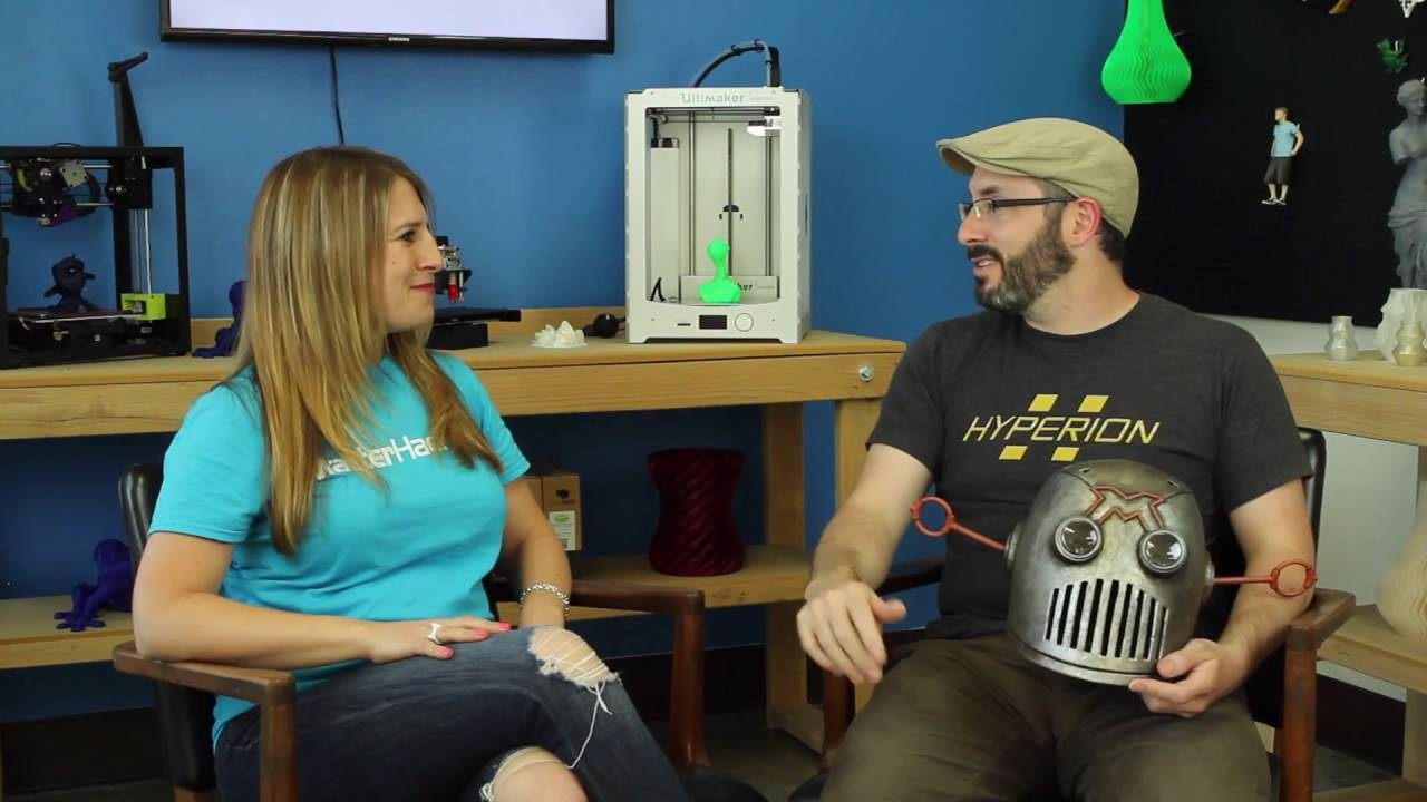 Ten 3D Printing YouTube Channels You'll Love | MatterHackers