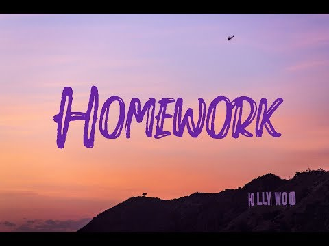 YNW BSlime - Homework (Lyrics Video)