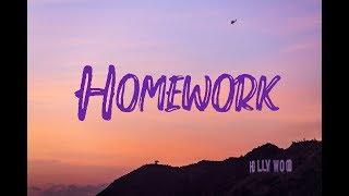 YNW BSlime - Homework (Lyrics)