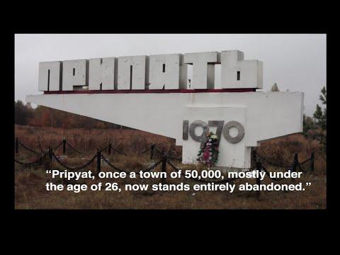 Chernobyl (Pripyat Ghost Town)