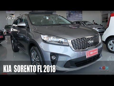 KIA SORENTO 2018  FL AT SPORT  PURO MOTOR PERU