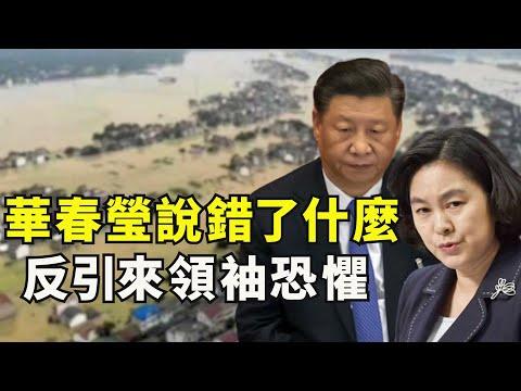 华春莹驳斥蓬佩奥,称中共拥有人民93%满意度。川普最後一天签署香港自治法; 无惧国安法香港民主派初选高票意味更多抗争(江峰漫谈20200714第203期)