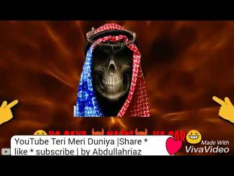 Aala Hazrat Ke Gulamo sy ulajhna Chor Do | Islamic WhatsApp  Status  | By Abdullahriaz