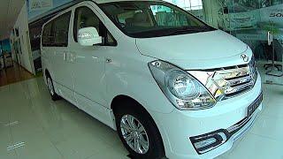 New Hyundai Grand Starex Royale 2015 2016, Hyundai H1